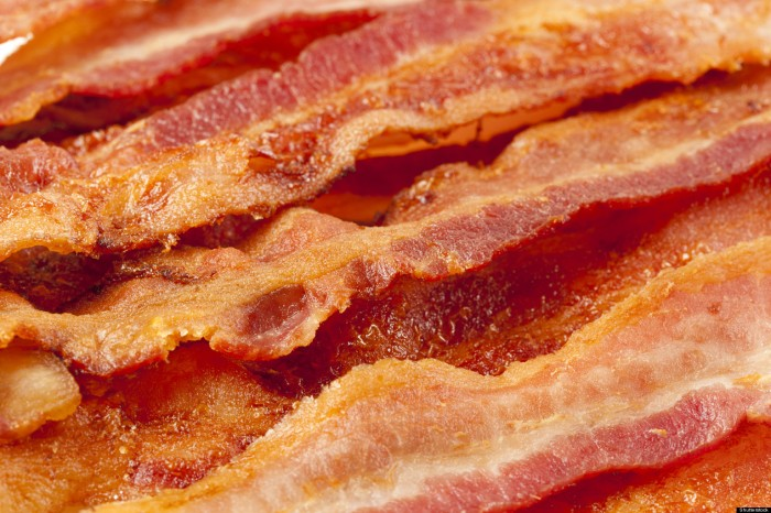 Bacon and me: a breakupstory