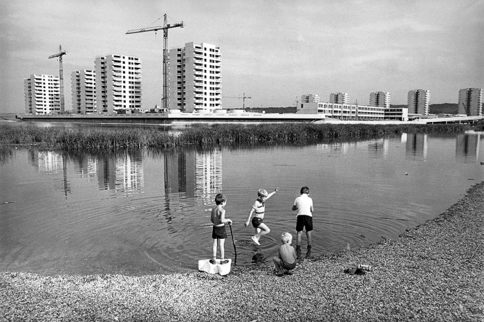 Concrete plans for Thamesmead