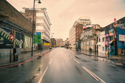 Shoreditch by Nick Dolding