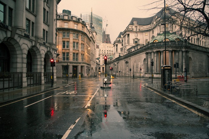 What a no car day in London would looklike