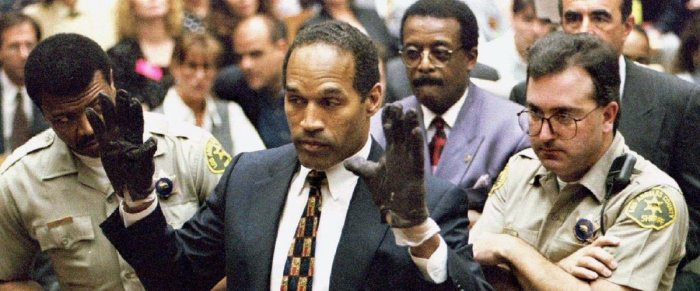 O.J. Simpson Made In America OScar