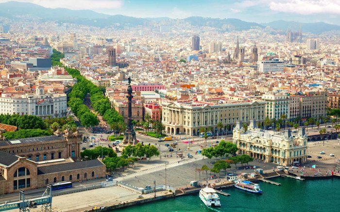 Collide's guide to Barcelona