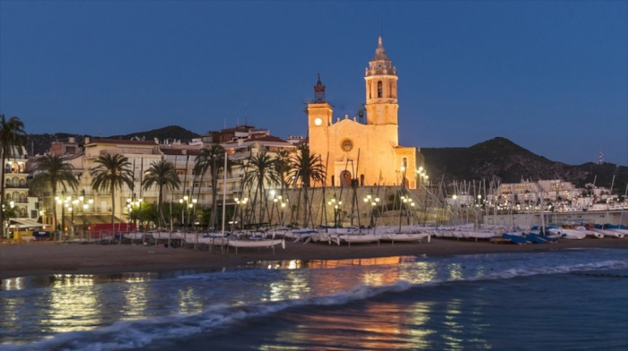 Sitges beach barcelona guide