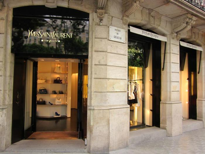 barcelona_shopping_passeig_de_gracia_yves_saint_laurent